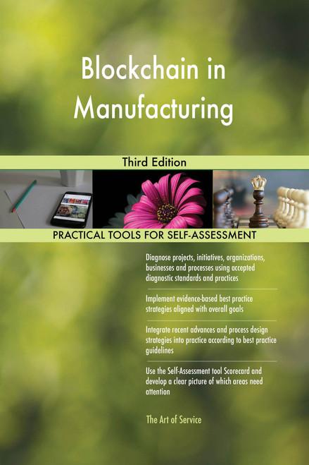 Blockchain in Manufacturing Third Edition