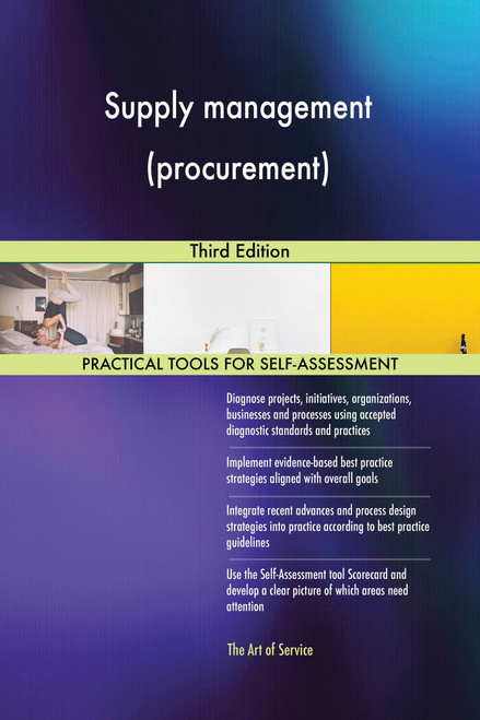 Supply management (procurement) Third Edition