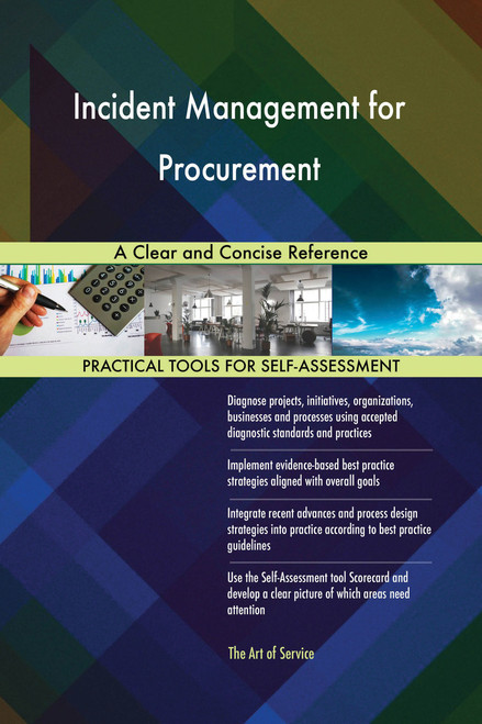 Incident Management for Procurement A Clear and Concise Reference