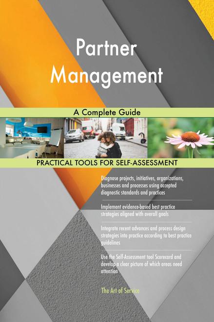 Partner Management A Complete Guide