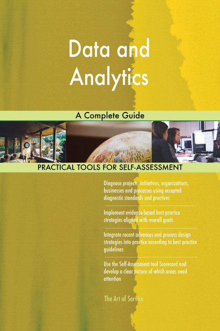 Data and Analytics A Complete Guide