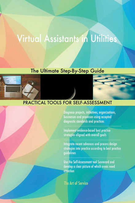 9780655306788 Virtual assistant A Complete Guide by Blokdyk