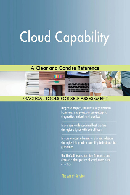 Cloud Capability A Clear and Concise Reference