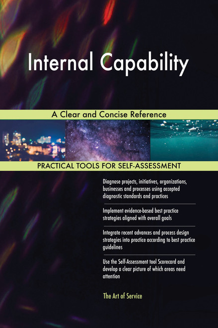 Internal Capability A Clear and Concise Reference