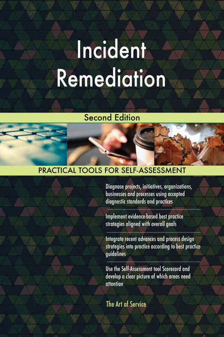 Incident Remediation Second Edition