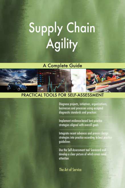 Supply Chain Agility A Complete Guide