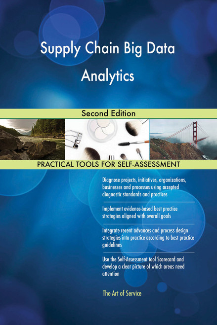 Supply Chain Big Data Analytics Second Edition
