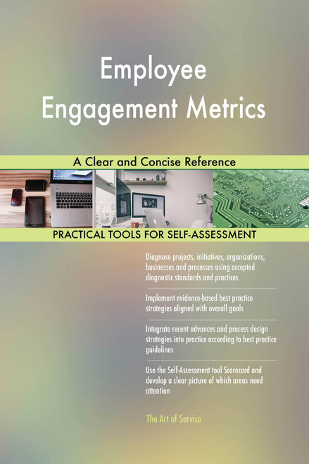Employee Engagement Metrics A Clear and Concise Reference