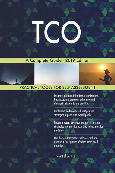 TCO A Complete Guide - 2019 Edition