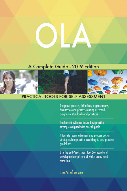 OLA A Complete Guide - 2019 Edition