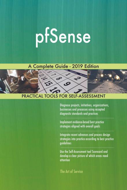 pfSense A Complete Guide - 2019 Edition
