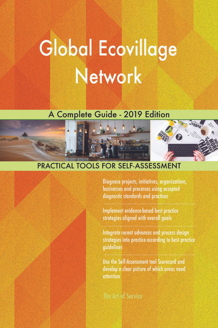 Global Ecovillage Network A Complete Guide - 2019 Edition