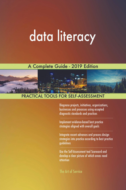 data literacy A Complete Guide - 2019 Edition
