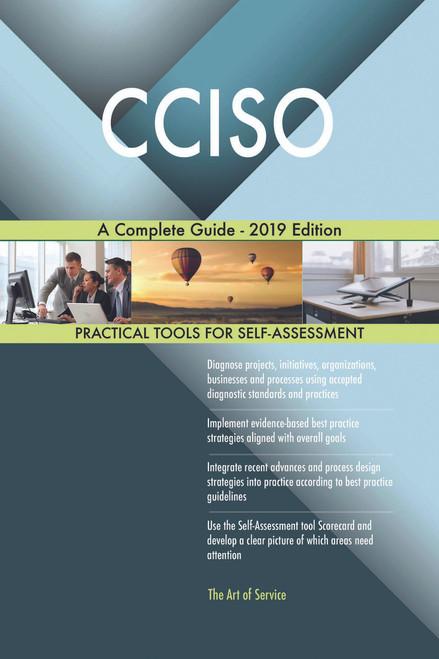CCISO A Complete Guide - 2019 Edition