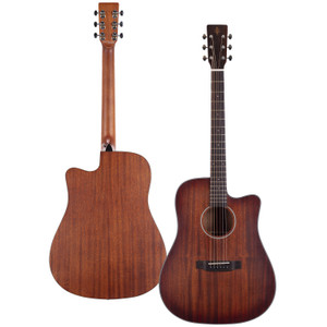 Stretton Payne Professional Signature Series, Solid Top Dreadnought Acoustic Guitar, Full Size, Steel String, Solid Mahogany Top, ADS-63