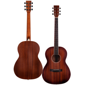 Stretton Payne Signature Series, Parlour Acoustic Guitar, Full Size, Steel String, Mahogany Top, AM-12
