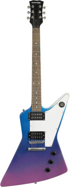 Stretton Payne X Shape Artist Series Electric Guitar Oceans Blue