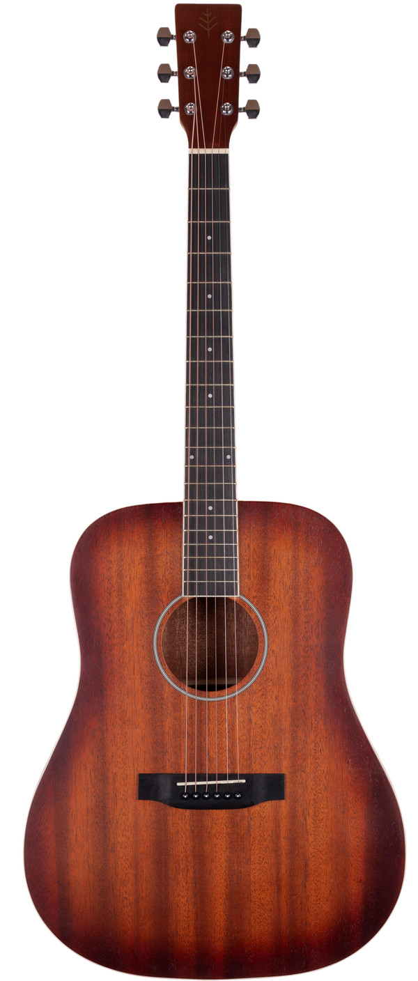 Stretton Payne Signature Series, Dreadnought Acoustic Guitar, Full Size, Steel String, Mahogany Top, AD-12