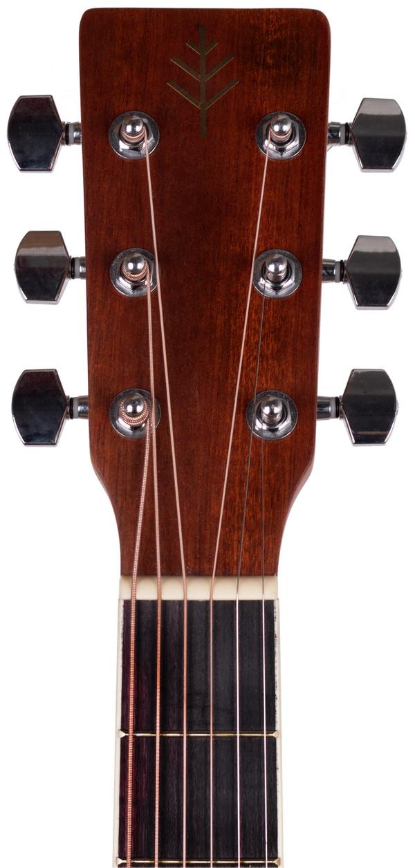 Stretton Payne Signature Series, Auditorium Acoustic Guitar, Full Size, Steel String, Spruce Top, AO-08C