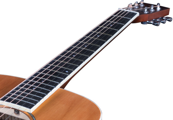 Stretton Payne Signature Series, Travel Mini Acoustic Guitar, 36 inch 3/4 size, Steel String, Solid Cedar Top, GSS-36M