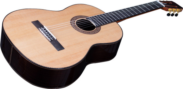 Stretton Payne Signature Series, Classical Nylon String Acoustic Guitar, Full Size, 39 inch, Solid German Spruce Top, GSC-300