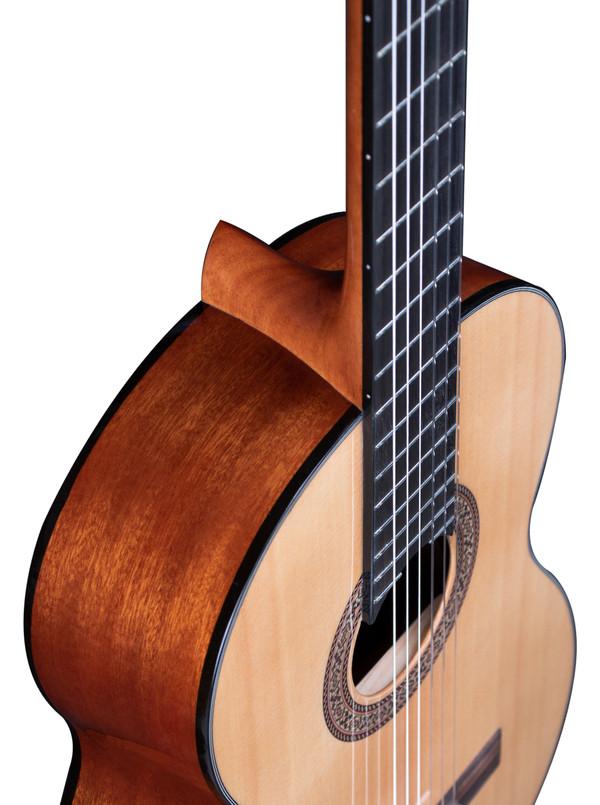 Stretton Payne Signature Series, Classical Nylon String Acoustic Guitar, Full Size, 39 inch, Cedar Top, GSC-110