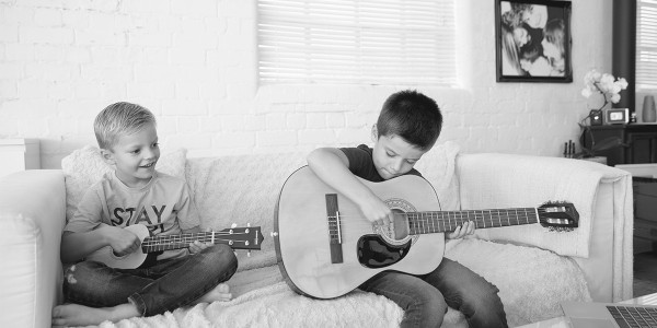 Help Choosing The Right Guitar For Your Child