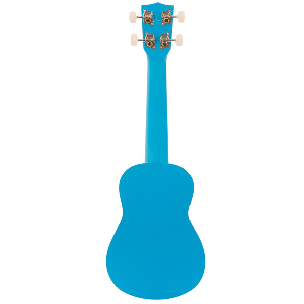 Soprano Ukulele Lake Placid Blue with Gig Bag and Online Ukulele Course