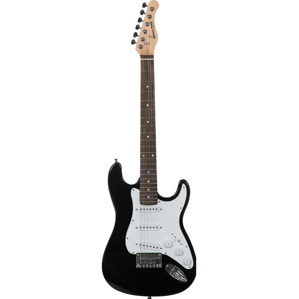 Stretton Payne Kids Electric Guitar - Age 7-11 - Black