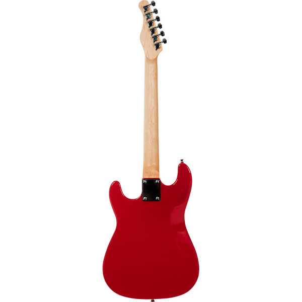 Stretton Payne Kids Electric Guitar and Amp Pack - Age 7-11 - Red