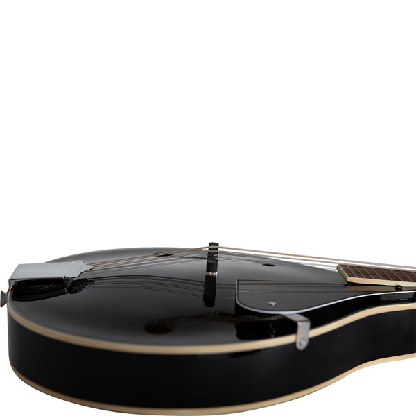 Stretton Payne Mandolin with Gig Bag and Online Beginner Course - Black