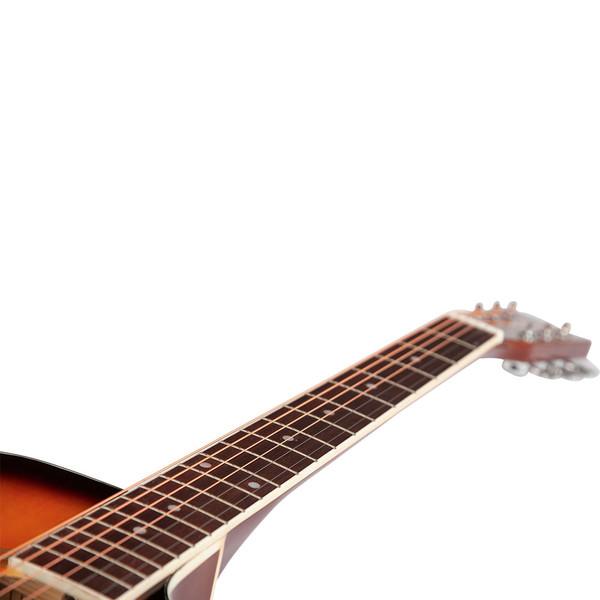 Stretton Payne Grand Auditorium Electro Acoustic Guitar Package Sunburst