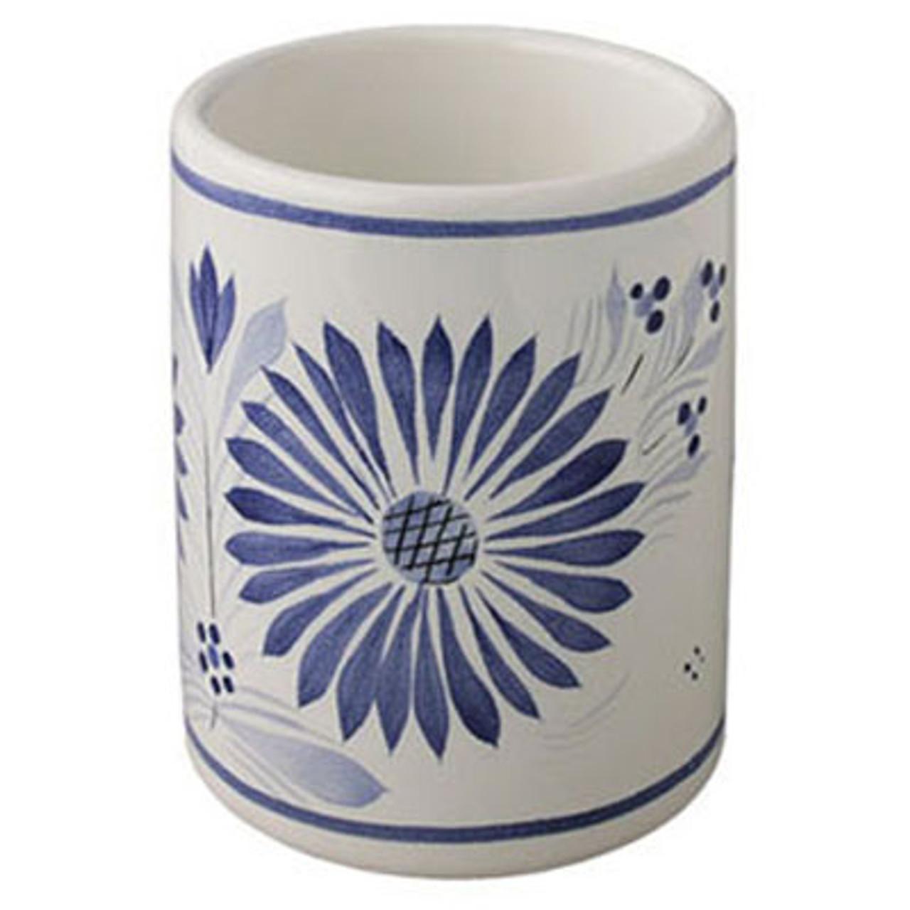 Quimper Pencil Bathroom Cup Camaieu