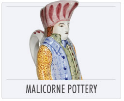 Quimper French Pottery - Malicorne Pottery