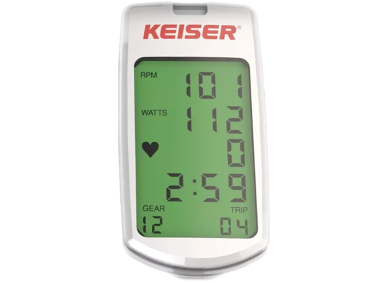 Keiser M3i Indoor Cycle w/Computer