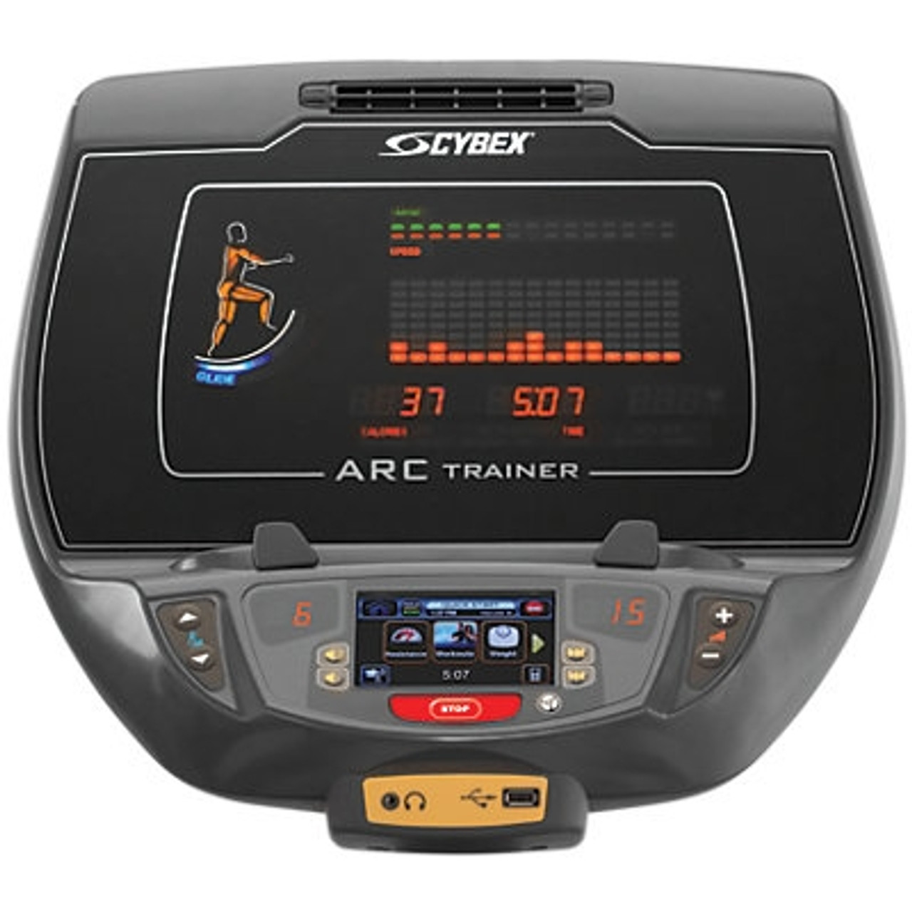 Cybex 770AT Total Body LED Console