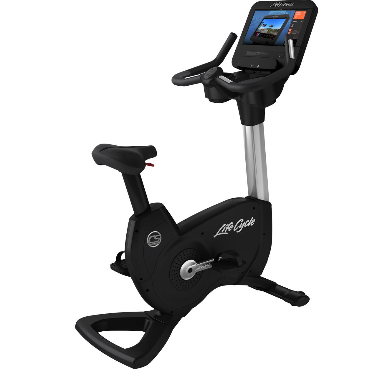 Life Fitness 95c Discover SE3 Upright Bike