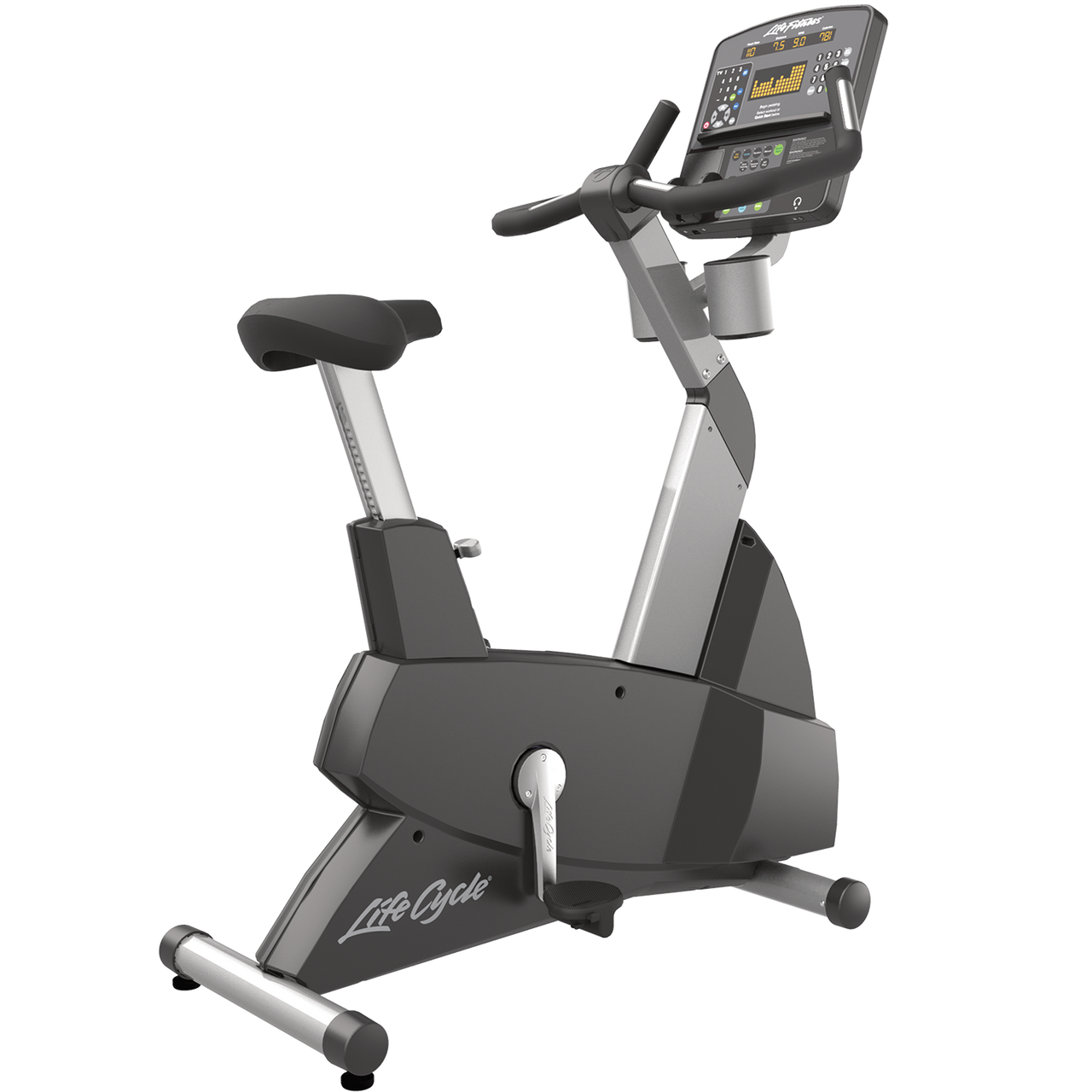 Life Fitness Integrity Series CLSC Upright Bike