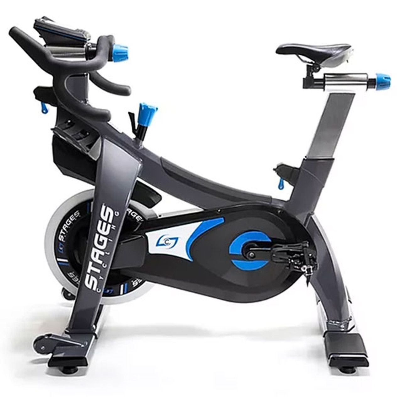 Stages SC3 Indoor Cycle w/Power Meter Side