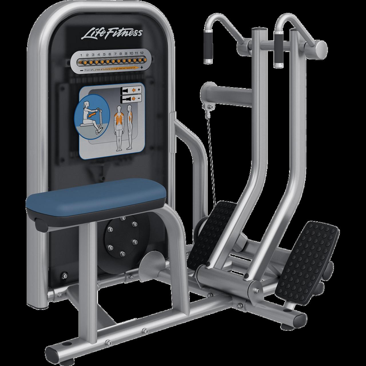 Life Fitness Circuit Series Seated Row