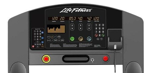 Life Fitness Integrity Series CLST Treadmill
