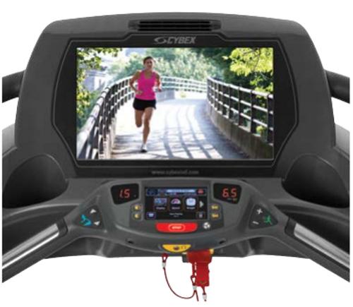Cybex 770T Treadmill E3 Console