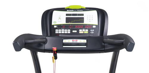 SportsArt T675 Console