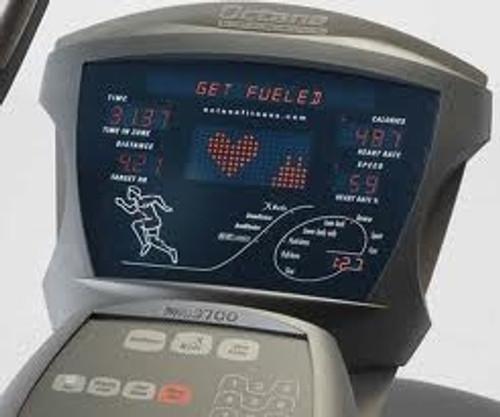 Octane Pro 3700 Elliptical Console