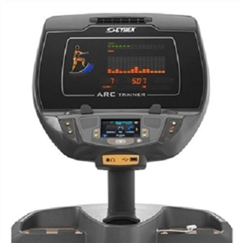 Cybex 770A Lower Body Arc Trainer LED Console