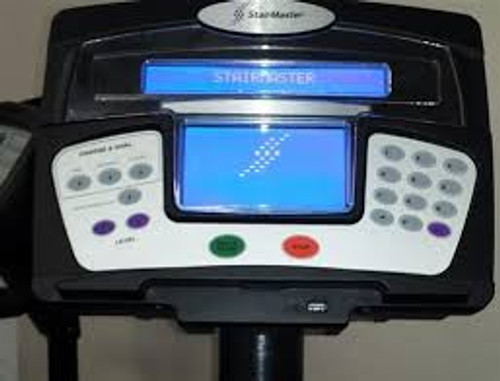 Stairmaster Gauntlet LCD Console