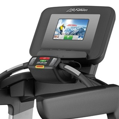 Life Fitness Elevation Discover SI Console