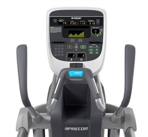 Precor AMT 835 Open Stride P30 Console