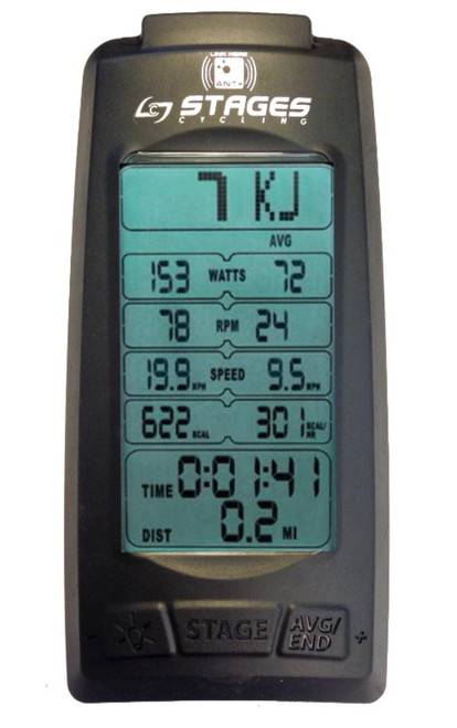Stages SC3 Indoor Cycle Power Meter