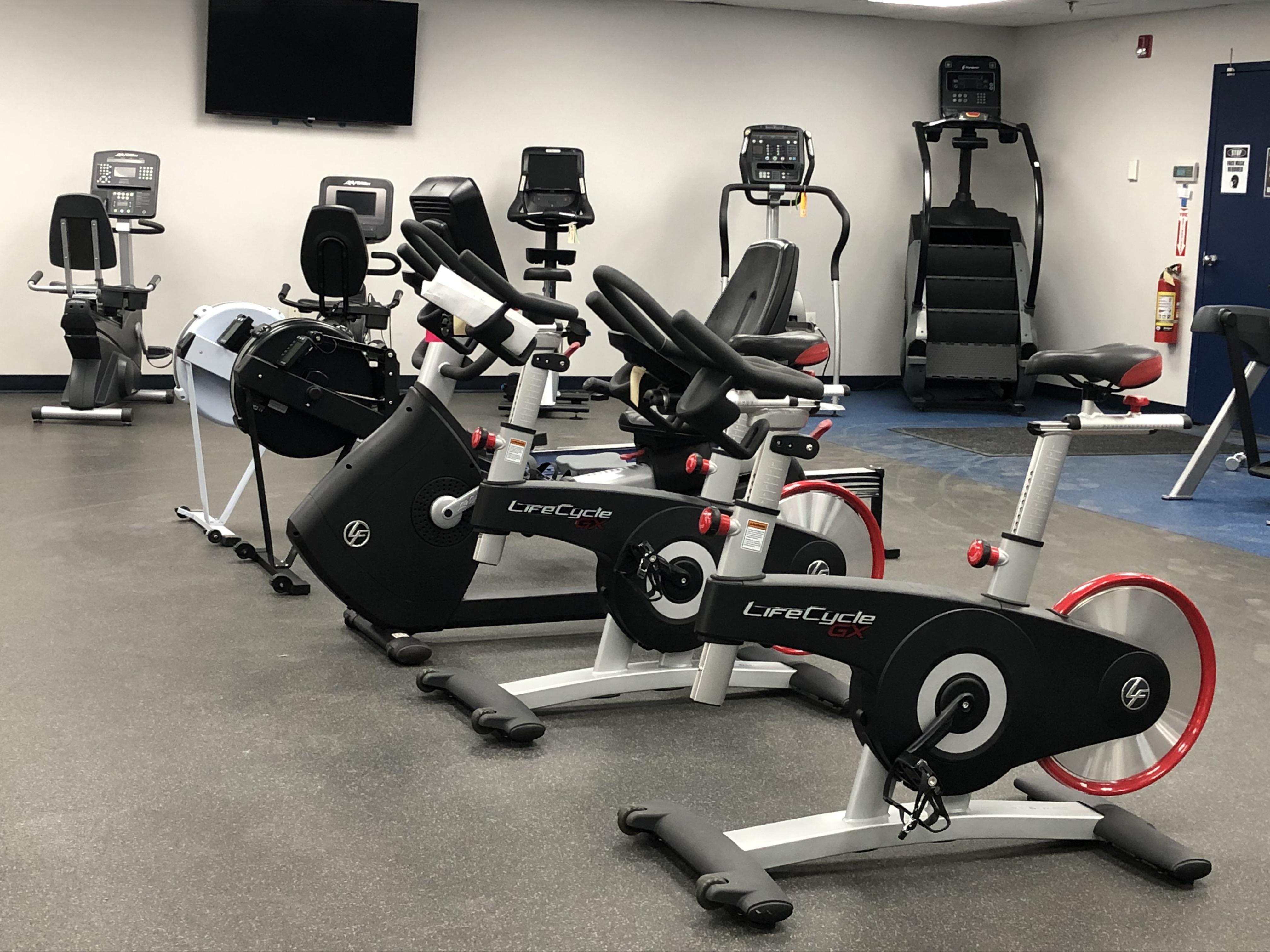 Fitness Brokers Showroom, Foxoboro, MA